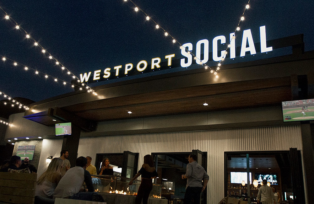 Westport Social Patio